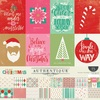 Colorful Christmas Collection Kit - Authentique