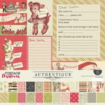 Vintage Christmas Collection Kit - Authentique