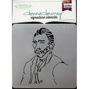 Van Gogh Donna Downey Signature Stencils