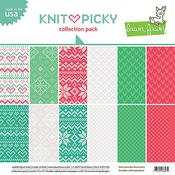Knit Picky Collection Pack - Lawn Fawn