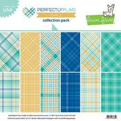 Perfectly Plaid Chill Collection Pack - Lawn Fawn