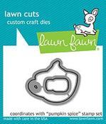 Pumpkin Spice Lawn Cuts - Lawn Fawn