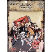Halloween Idea-Ology Ephemera Pack - Tim Holtz