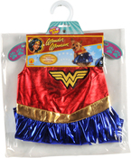 Large - Rubie's Wonder Woman Pet Costume
