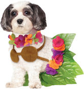 Extra Large - Rubie's Hula Girl Pet Costume