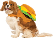 Medium - Rubie's Cheeseburger Pet Costume
