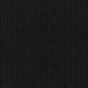 """Black - Classic Corduroy 72"""" Wide 10yd Bolt"""