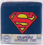 """Superman - Everything Mary DC Comics Mini Collapsible Box 4""""X4""""X4"""""""