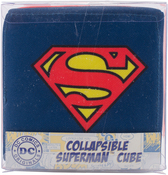 "Superman - Everything Mary DC Comics Mini Collapsible Box 4""X4""X4"""