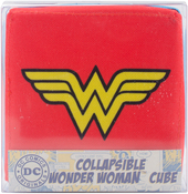 "Wonder Woman - Everything Mary DC Comics Mini Collapsible Box 4""X4""X4"""