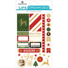 Christmas Fun - Paper House Life Organized Planner Stickers