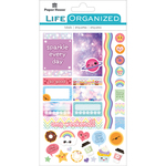 Kawaii Fun - Paper House Life Organized Planner Stickers