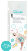 Alphabet Thickers Alignment Guides, Set of 3 - WeR - PRE ORDER