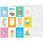 Birthday Wishes Paper - Happy Hooray - Pebbles