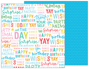 Hooray Paper - Happy Hooray - Pebbles