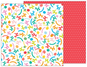 Balloon Animals Paper - Happy Hooray - Pebbles