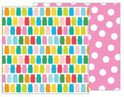 Beary Sweet Paper - Happy Hooray - Pebbles
