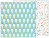 Sprinkles On Top Paper - Happy Hooray - Pebbles
