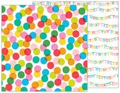 Celebrate Paper - Happy Hooray - Pebbles