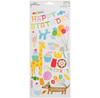 Happy Hooray Sticker Sheet - Pebbles