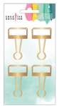 Creative Devotion Binder Clips - American Crafts