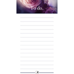 "Chic; Lined - Kaiser Style Magnetic To Do List Pad 4""X8"" 60 Sheets"