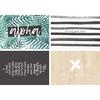 """Oasis; Blank - Kaiser Style Cards W/Envelopes 4""""X6"""" 8/Pkg"""