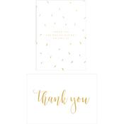 """Eternal; Blank - Kaiser Style Cards W/Envelopes 4""""X6"""" 8/Pkg"""