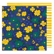 Wildflowers Paper - Star Gazer - Dear Lizzy