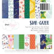 Star Gazer 6 x 6 Paper Pad - Dear Lizzy