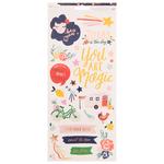 Star Gazer Copper Foil Stickers - Dear Lizzy