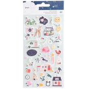Star Gazer Puffy Stickers - Dear Lizzy