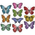 Flutter Framelits Dies - Tim Holtz
