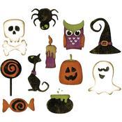 Mini Halloween Things Sizzix Thinlits Dies By Tim Holtz 11/Pkg - PRE ORDER