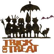 Trick-Or-Treat Sizzix Thinlits Dies By Tim Holtz 3/Pkg - PRE ORDER
