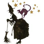 Witchcraft Sizzix Thinlits Dies By Tim Holtz 3/Pkg