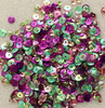 Violet Blossom - 28 Lilac Lane Tin W/Sequins 40g
