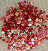 My Valentine - 28 Lilac Lane Tin W/Sequins 40g