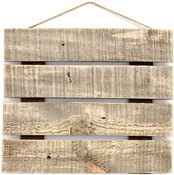 """Reclaimed - Pallet Sign Blank 12""""X14"""""""