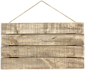 """Reclaimed - Pallet Sign Blank 10""""X18"""""""