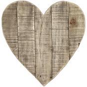 "Heart Reclaimed - Pallet Sign Blank 14""X14"""