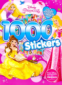 Princess 1000 Stickers - Parragon