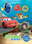 Pixar Sticker Scenes - Parragon