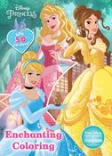 Princess Enchanting Coloring - Parragon