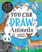 You Can Draw Animals - Parragon