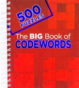 The Big Book Of Codewords - Parragon