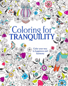 Coloring For Tranquility - Parragon