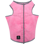 "Pink - AKC Cooling Vest Small 9""-11"""