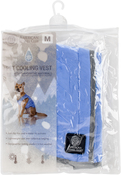 "Blue - AKC Cooling Vest Medium 12""-13"""