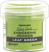 Leaf Green - Wendy Vecchi Embossing Powder .63oz